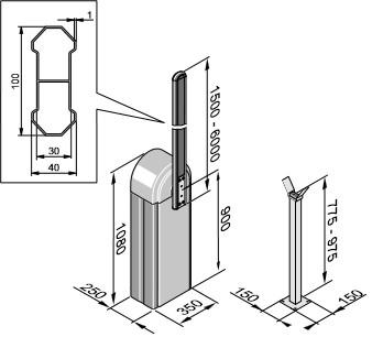ویژگی های فنیSommer ASB-6010