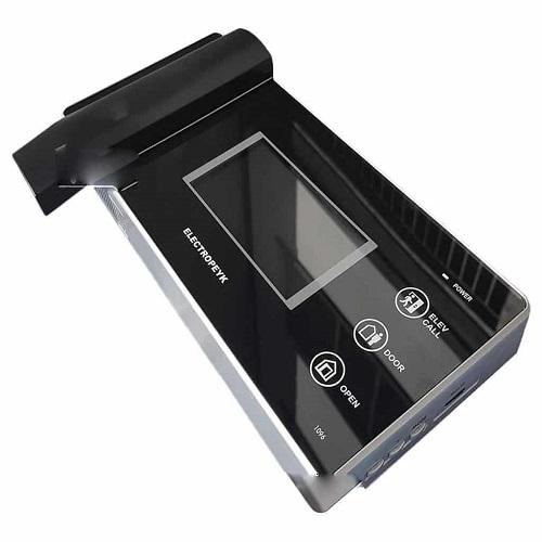 قابلیت های فنی دربازکن تصویری الکتروپیک مدل 1096