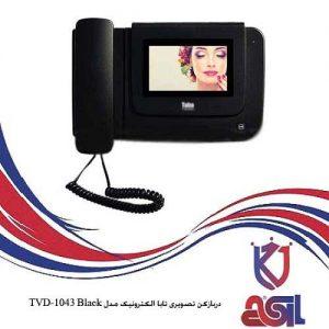 دربازکن تصویری تابا الکترونیک مدل TVD-1043 Black