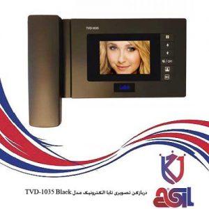 دربازکن تصویری تابا الکترونیک مدل TVD-1035 Black