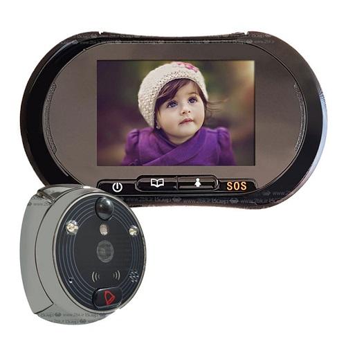 مشخصات صفحه نمایشگر چشمی دیجیتال سیماران