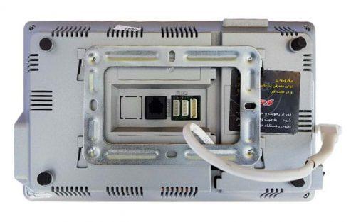 قابلیت اتصال به دو پنل ورودی در دربازکن های آیفون تصویری