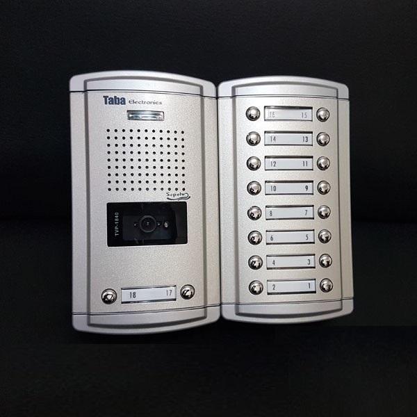 پنل 18 واحدی تابا الکترنیک