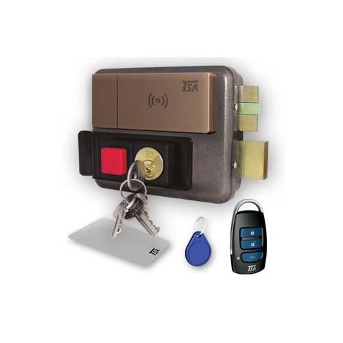 قفل برقی کارتی و ریموتی tsa