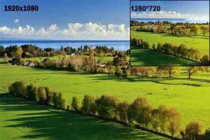 تفاوت بین دوربین مداربسته HD و FULLHD در چیست؟