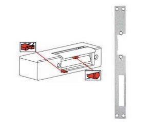 قفل مقابل برقی درب ضد سرقت مدل O&C