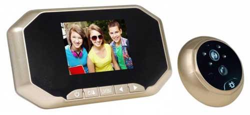 مشخصات ظاهری چشمی دیجیتال Smart 1