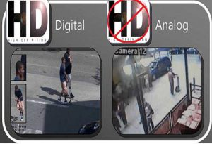دوربین آنالوگ و دیجیتال
