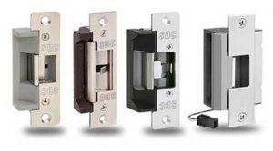 انواع قفل برقی