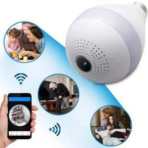 نرم افزار های موجود برای دوربین مداربسته لامپی