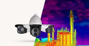 کاربردهای دوربین های مداربسته حرارتی