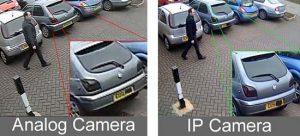 کدام روش در دوربین های آنالوگ و IP کیفیت بالاتری دارد؟