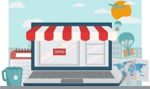 کسب و کار اینترنتی در فروشگاه کیانسل