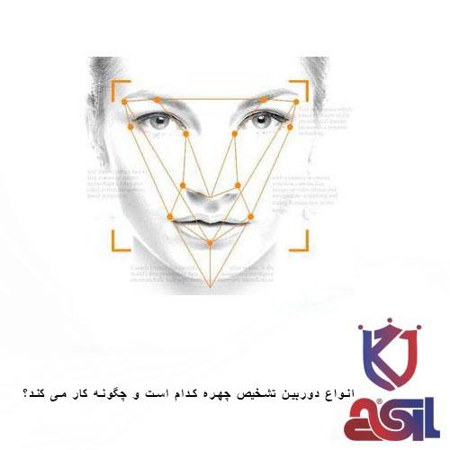 انواع دوربین تشخیص چهره کدام است و چگونه کار می کند؟