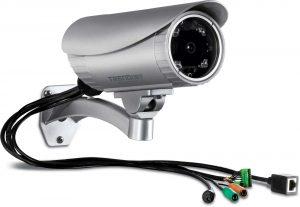 دوربین IP چیست؟