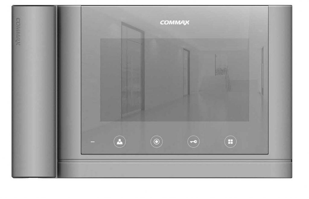مشخصات فنی نمایشگر رنگی CDV-70MH کوماکس