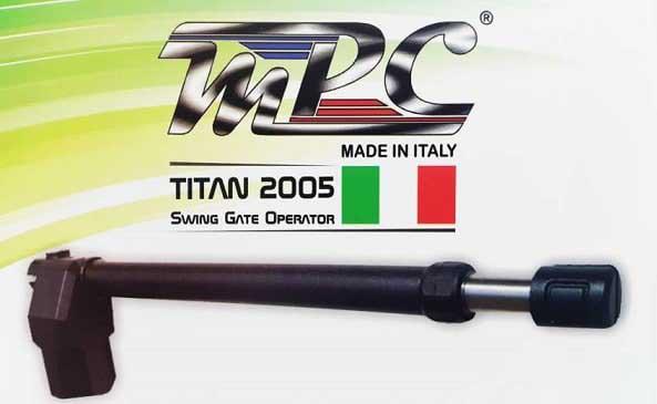 جک بازویی تک لنگه MPC TITAN 400 (بدون یراق)