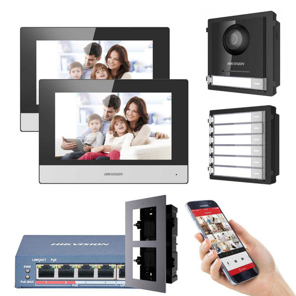 Smart-Door-Intercom-System