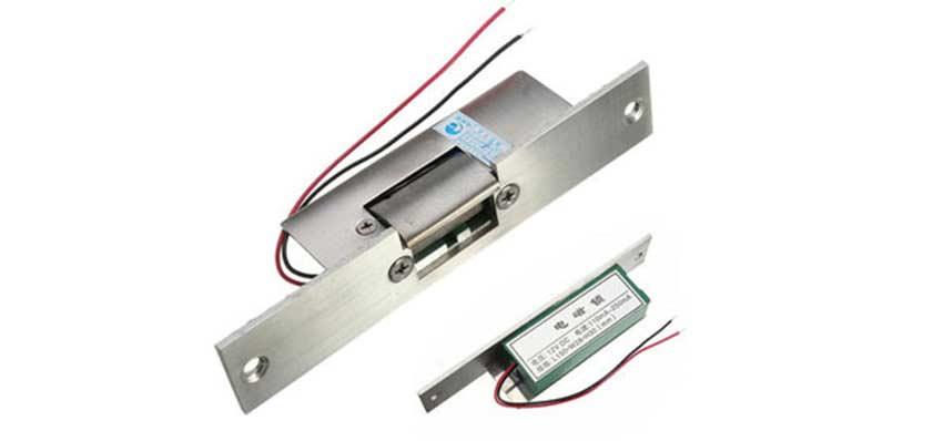 انواع-قفل-مقابل-برقی