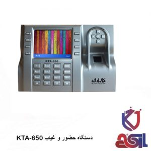 دستگاه حضور و غیاب کارابان مدل KTA-650