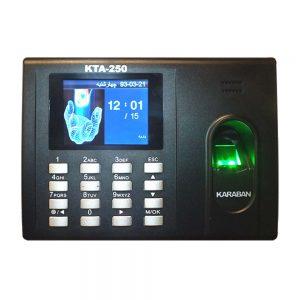 دستگاه حضوروغیاب کارابان KTA-250