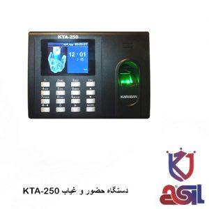 دستگاه حضور و غیاب کارابان مدل KTA-250