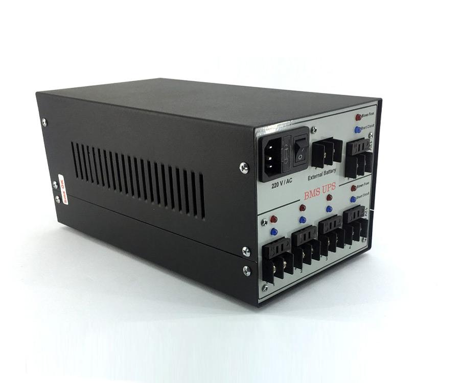 منبع تغذیه برقی اضطراری بی ام اس مدل 30A7.2